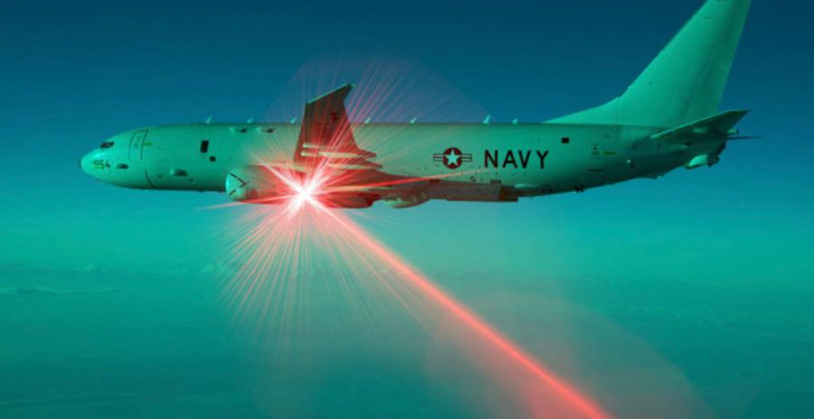 US, China sea tensions on a precarious laser's edge