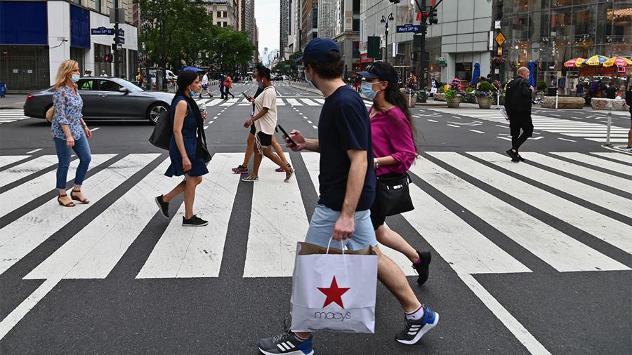 American optimism rises