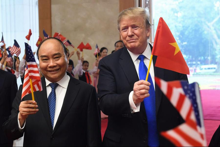 Vietnam cashes in on China exodus