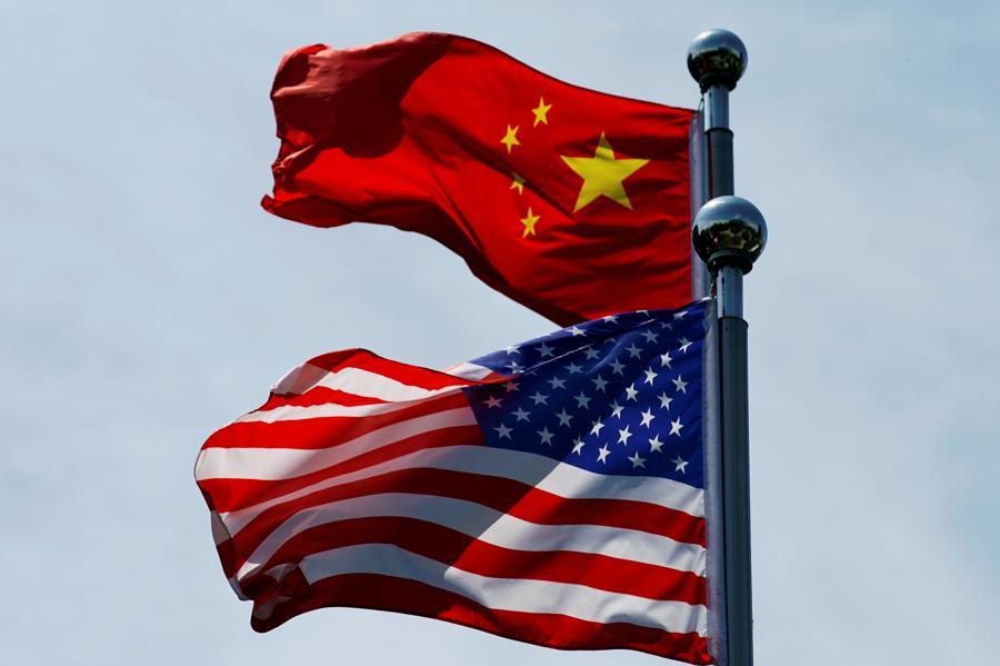 U.S. targets Chinese individuals, firms amid South China Sea dispute