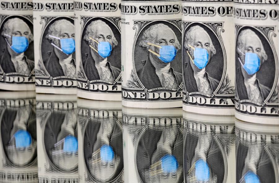 Dollar falls ahead of Republican convention
