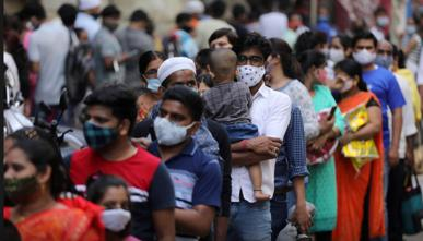 India reports record rise of daily coronavirus cases