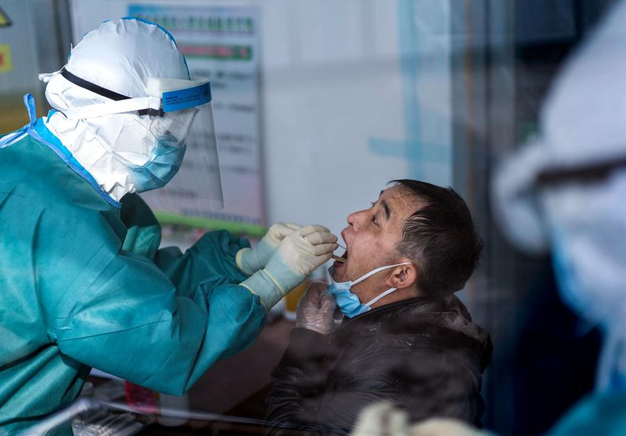 China to issue third batch of virus-control special bonds