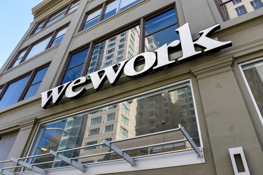 Office-share pioneer WeWork seeks to go public through SPAC route