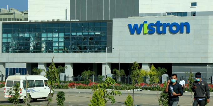 Wistron's India episode may land Apple in hot waters