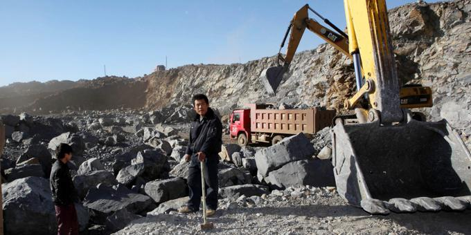 Rare earth stock soars as US-China standoff continues