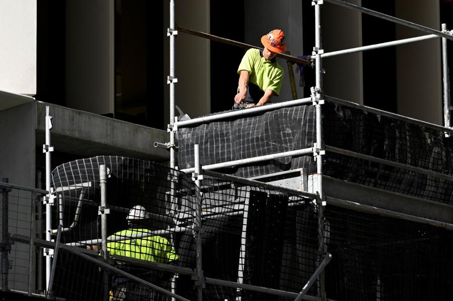 Australian unemployment hits two-decade high