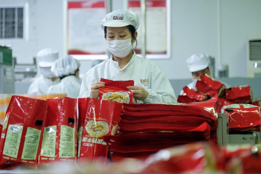 China's economic recovery broadens albeit at a slow pace