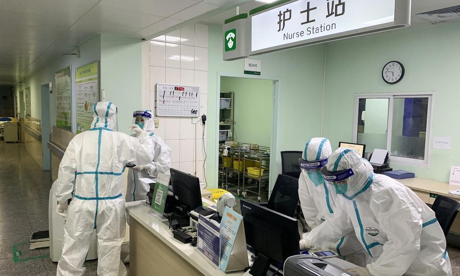 China claims no new coronavirus deaths