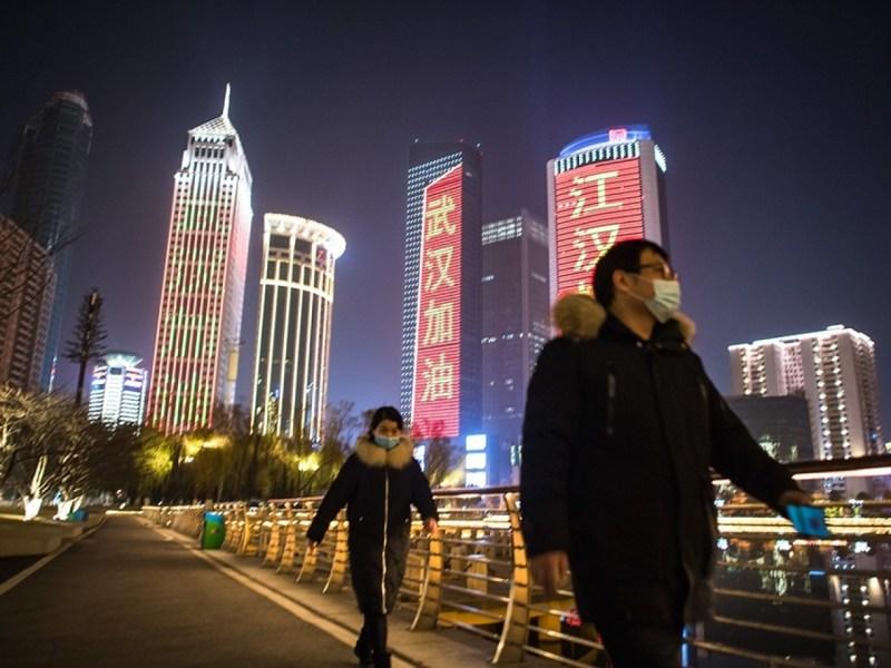 State enterprises bankroll recovery in hard-hit Hubei