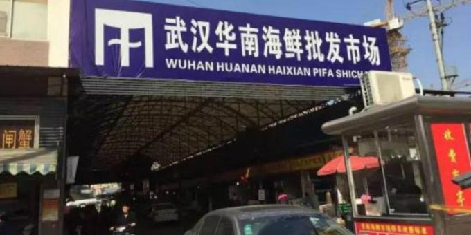 Wuhan's wet markets struggle after lockdown