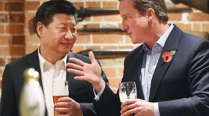 Fish and chips off the menu in China-UK row