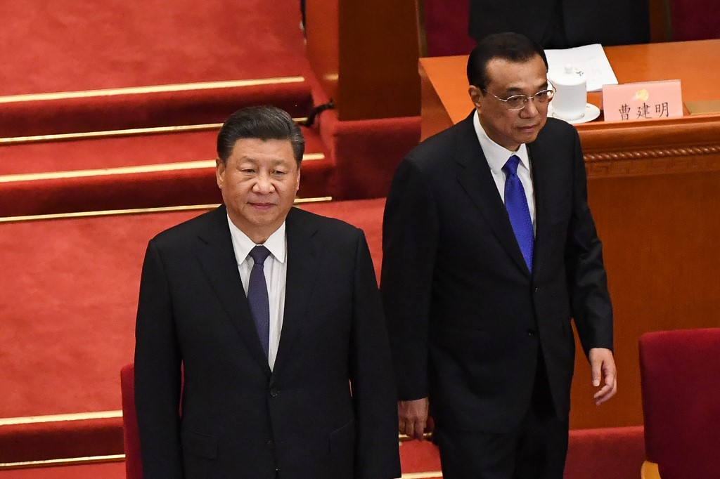 Xi Jinping outlines plans for many years ahead