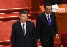 China eliminates GDP target, eyes job creation