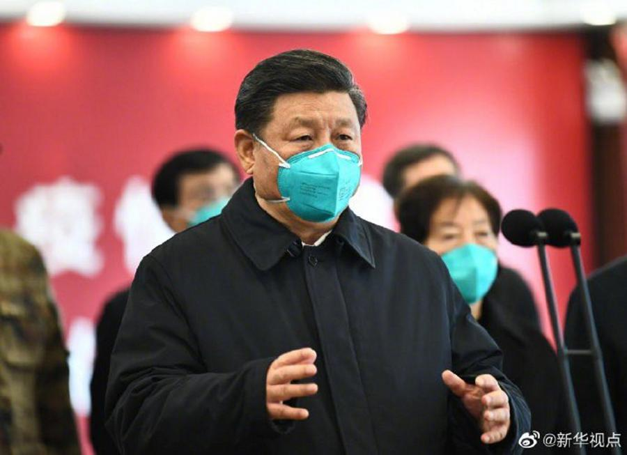 Unite to fight the deadly pandemic, Xi tells Trump