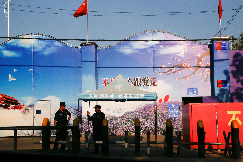 EU-China deal skids to a halt over sanctions