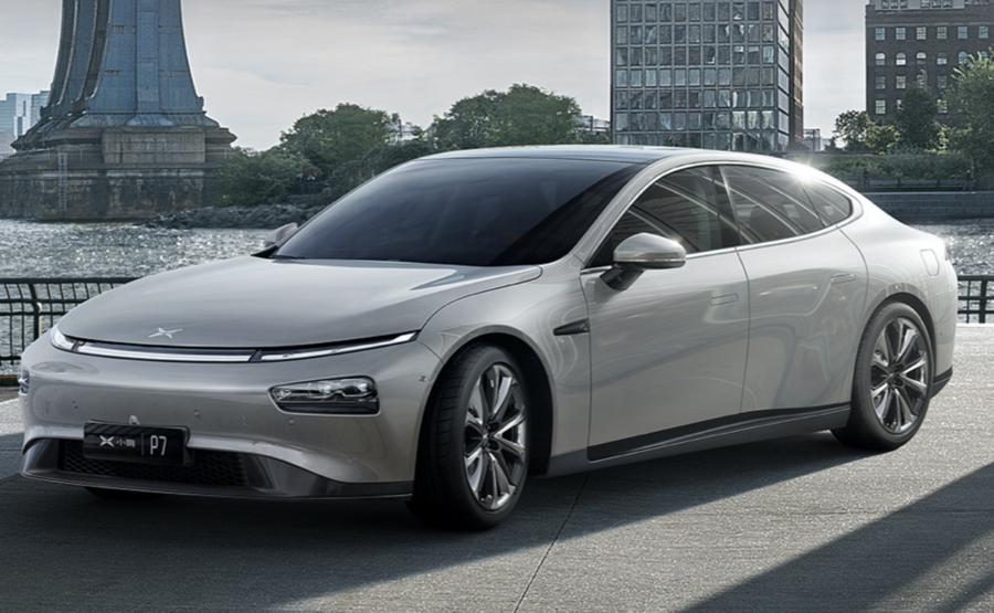 Xpeng unveils self-built factory as it targets Tesla