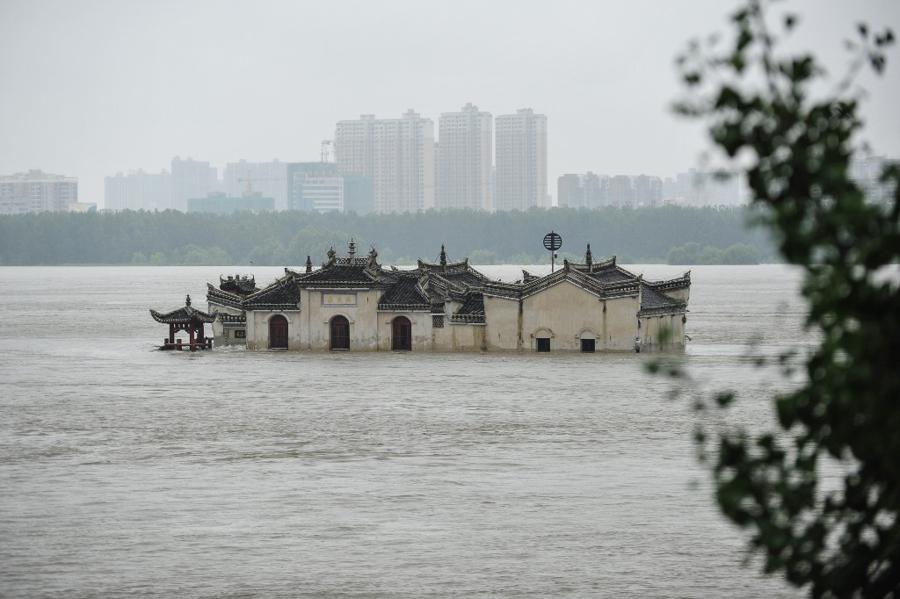 China plan to rebuild flood-ravaged Yangtze basin