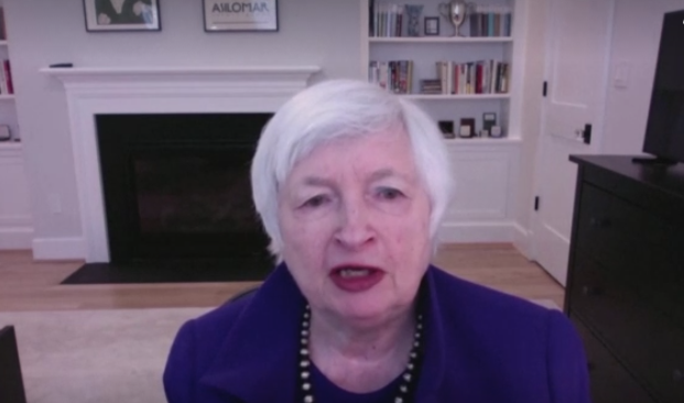 Yellen sticks to tough China line in confirmation hearings