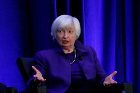 US pushing G20 for global minimum corporate tax, Yellen says