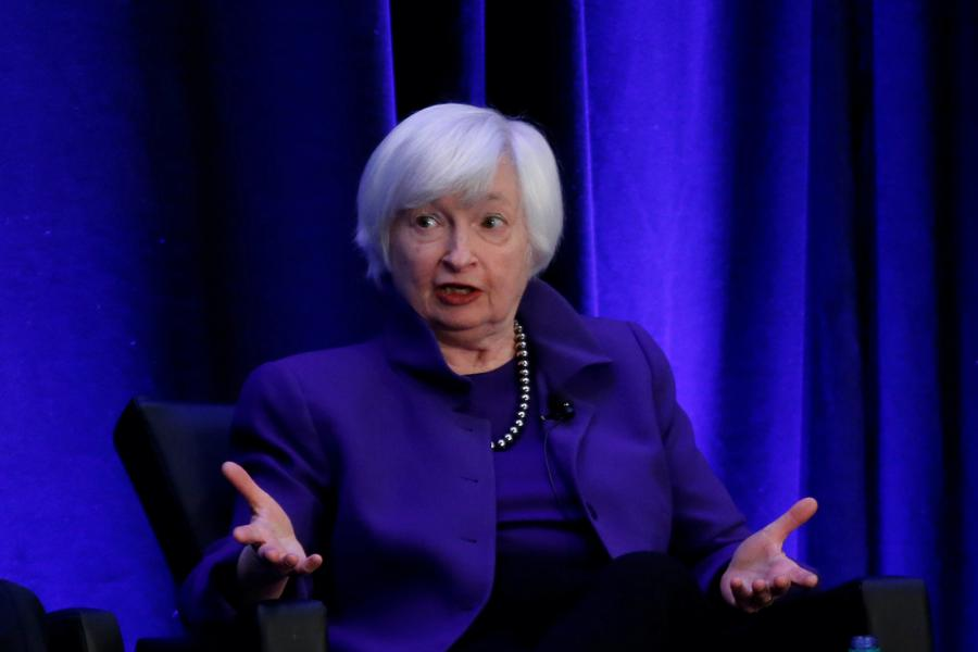 Yellen hails resilience of financial markets in GameStop turmoil