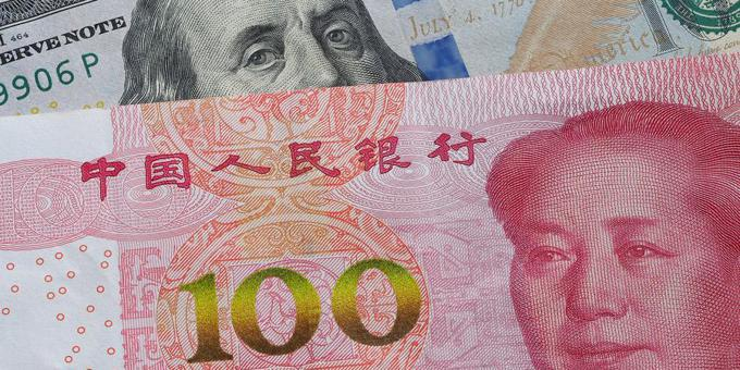 Strong euro sinks US dollar, drags up yuan