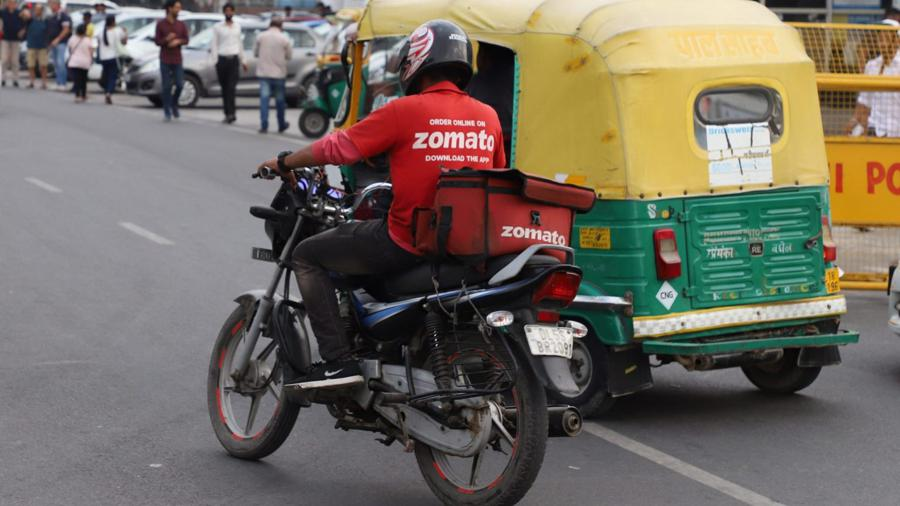 Indian online food delivery expands in the hinterland