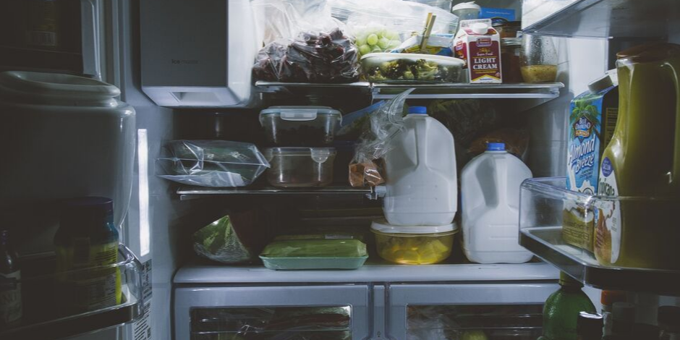 10 Space-Saving Refrigerator Storage Helpers