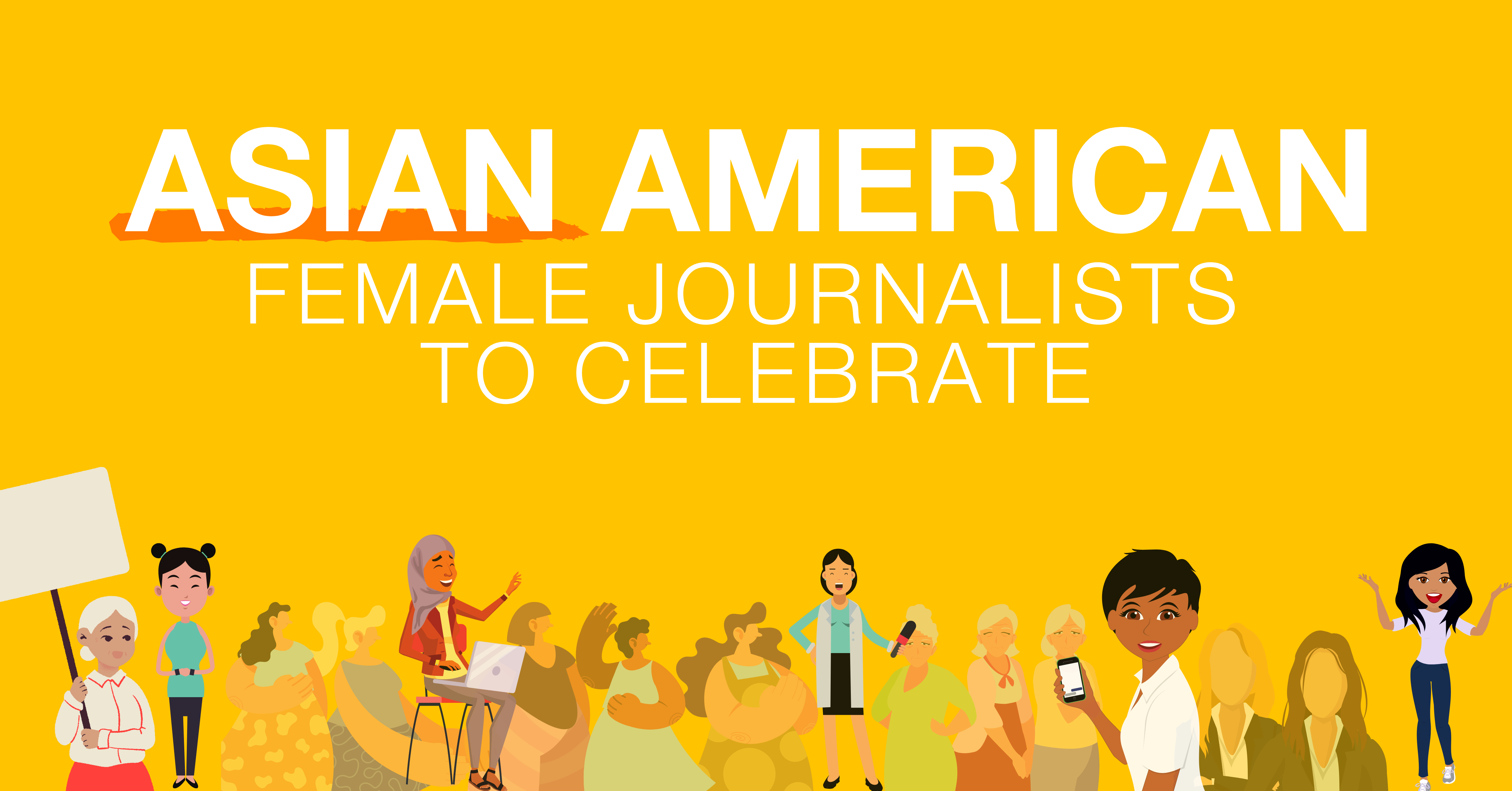 11 Asian American Journalists We're Celebrating