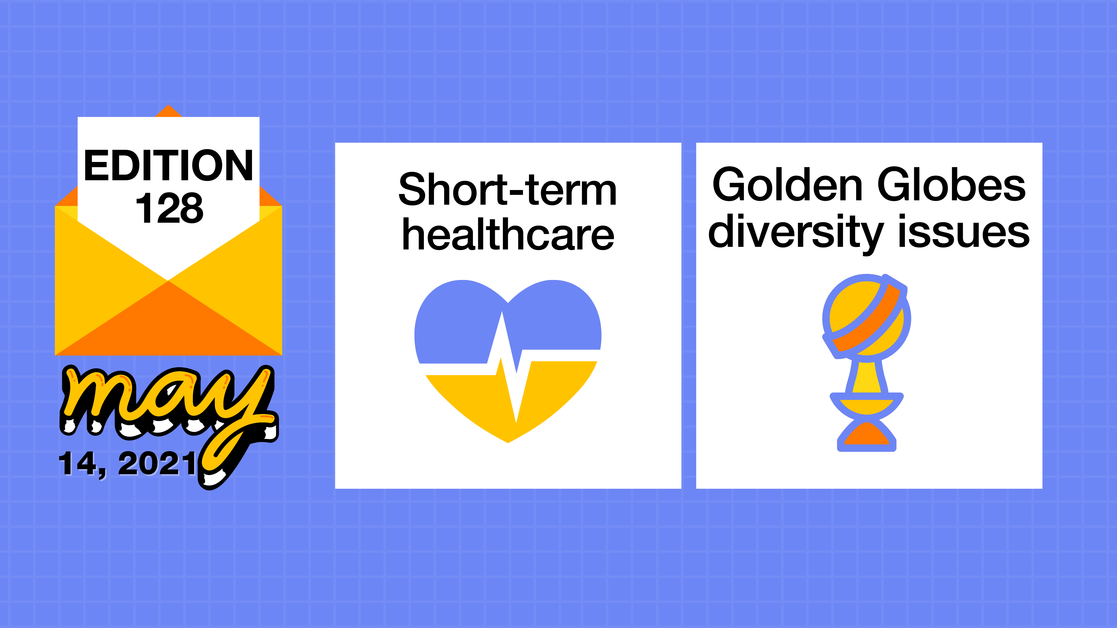 Short-term healthcare and a diversity lacking Golden Globes