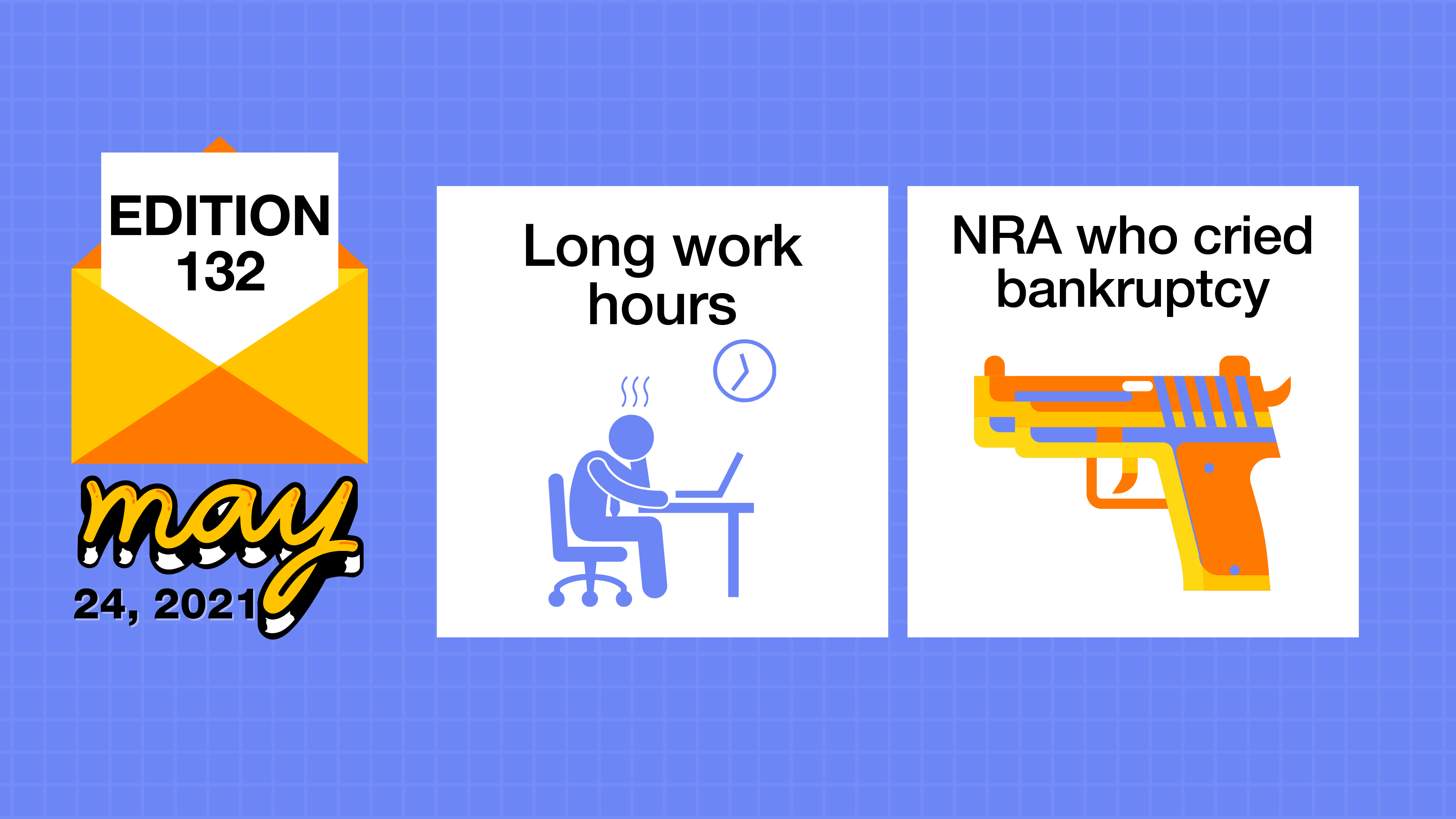 Overworked employees and the NRA who cried bankruptcy