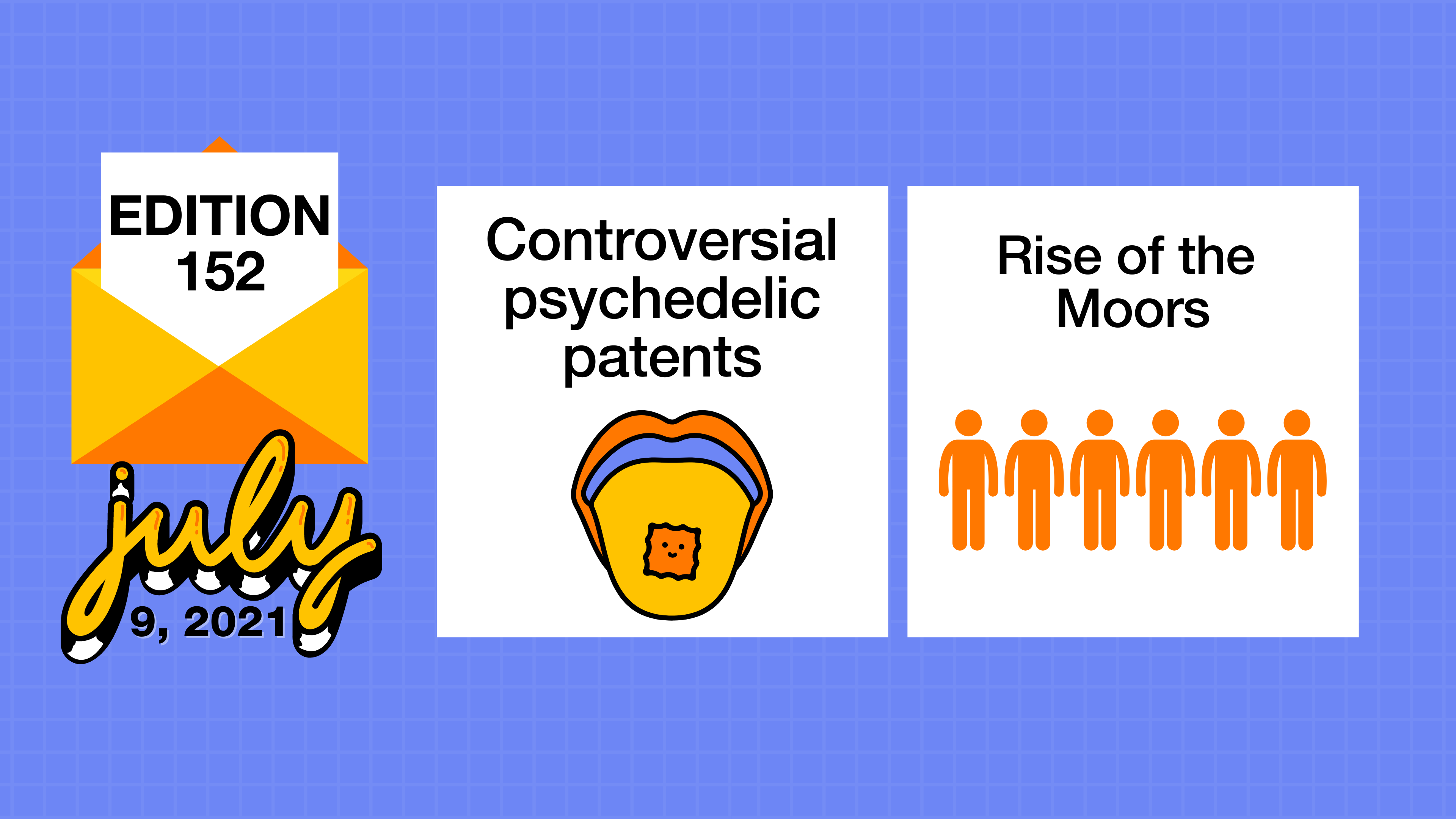 Controversial psychedelic patents and the rise of the Moors