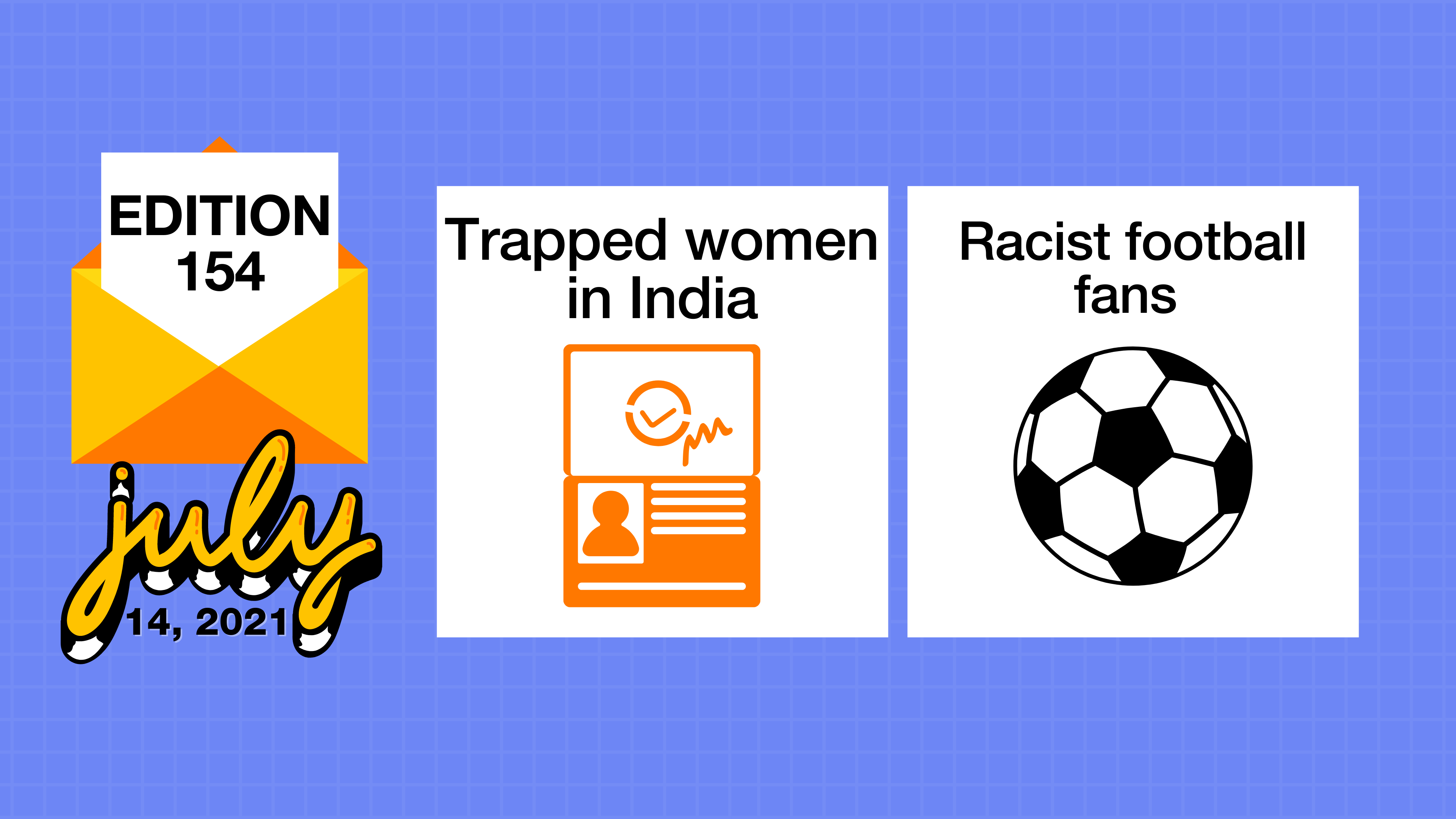 Trapped Pakistani women and racist football fans