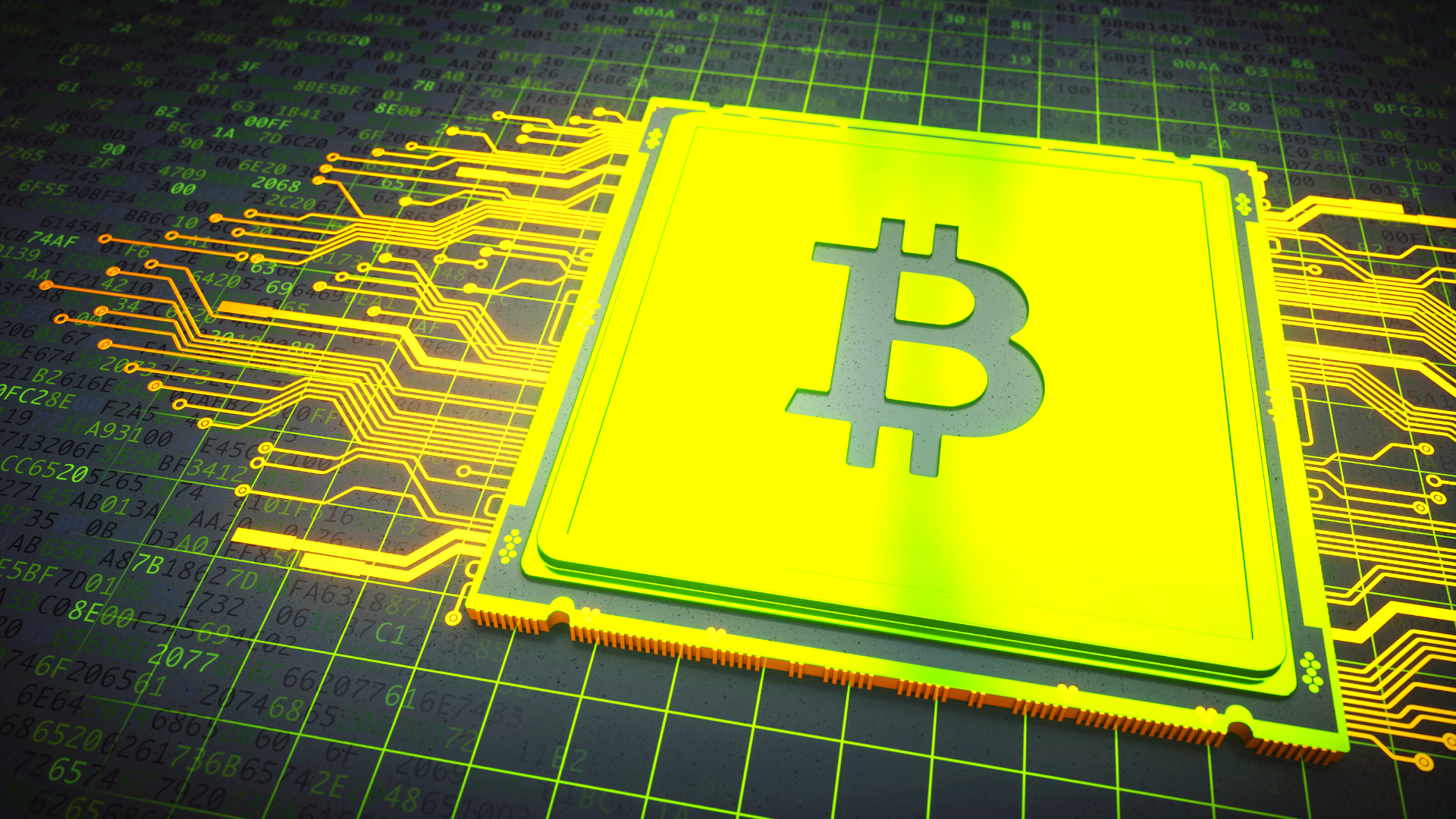 The world's largest bitcoin producer banned bitcoin