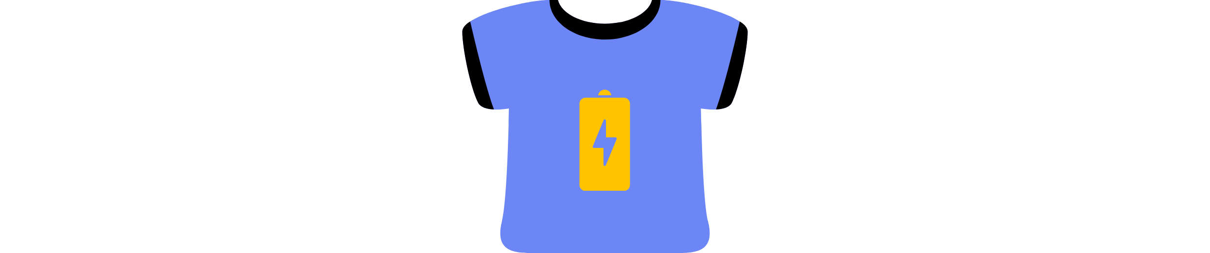 Charging a path towards textiles as batteries