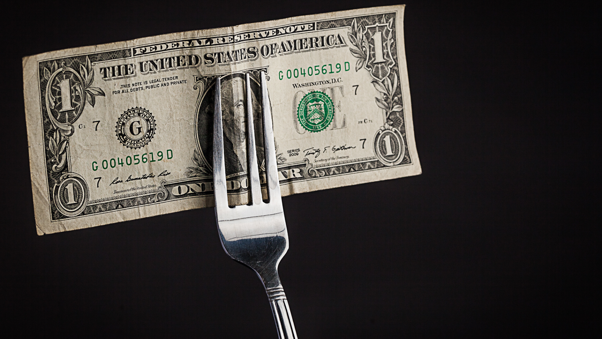 Our food costs far more than the price we pay