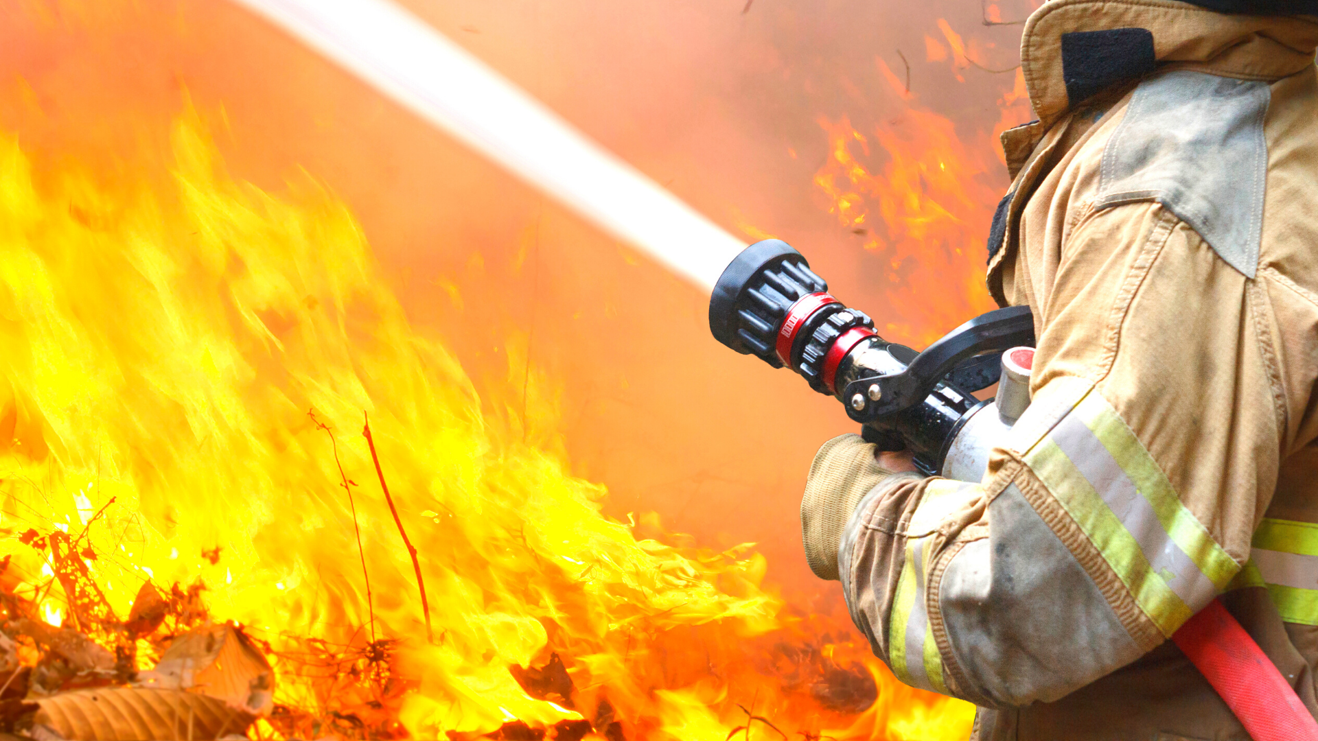 The U.S. has more fires than firefighters can handle