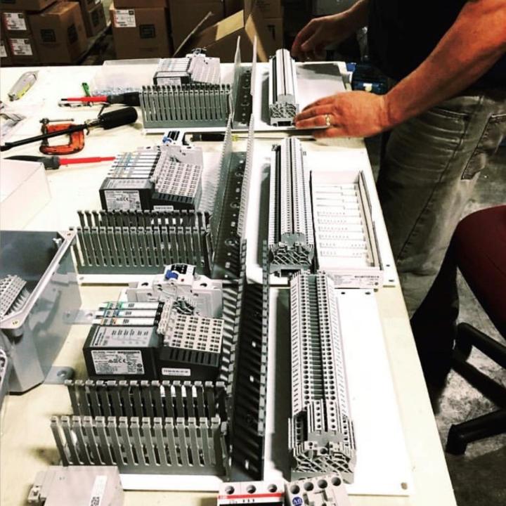 Building a Custom Control Panel