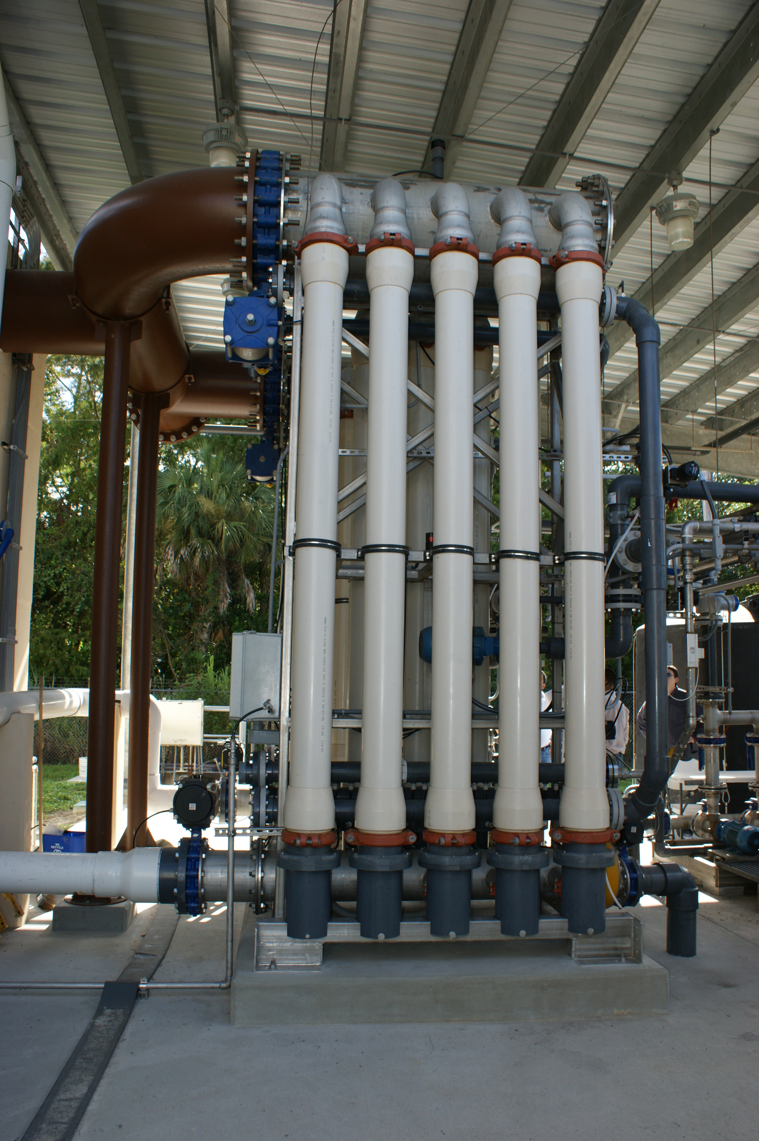 Last but Not Least: The Tertiary Stage for Wastewater Treatment