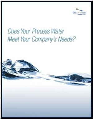 Does Your Process Water Meet Your Company Needs?