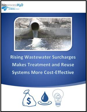 Rising Wastewater Surcharges