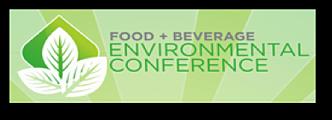 Food & Beverage Environmental Conference logo