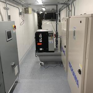 Interior Containerized