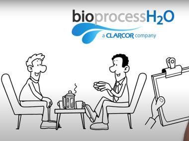 bioprocessH2O Video