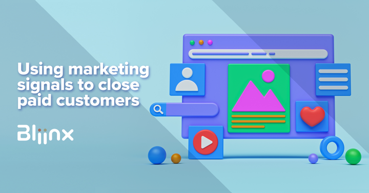 Marketing signals to close paid customers wallpaper