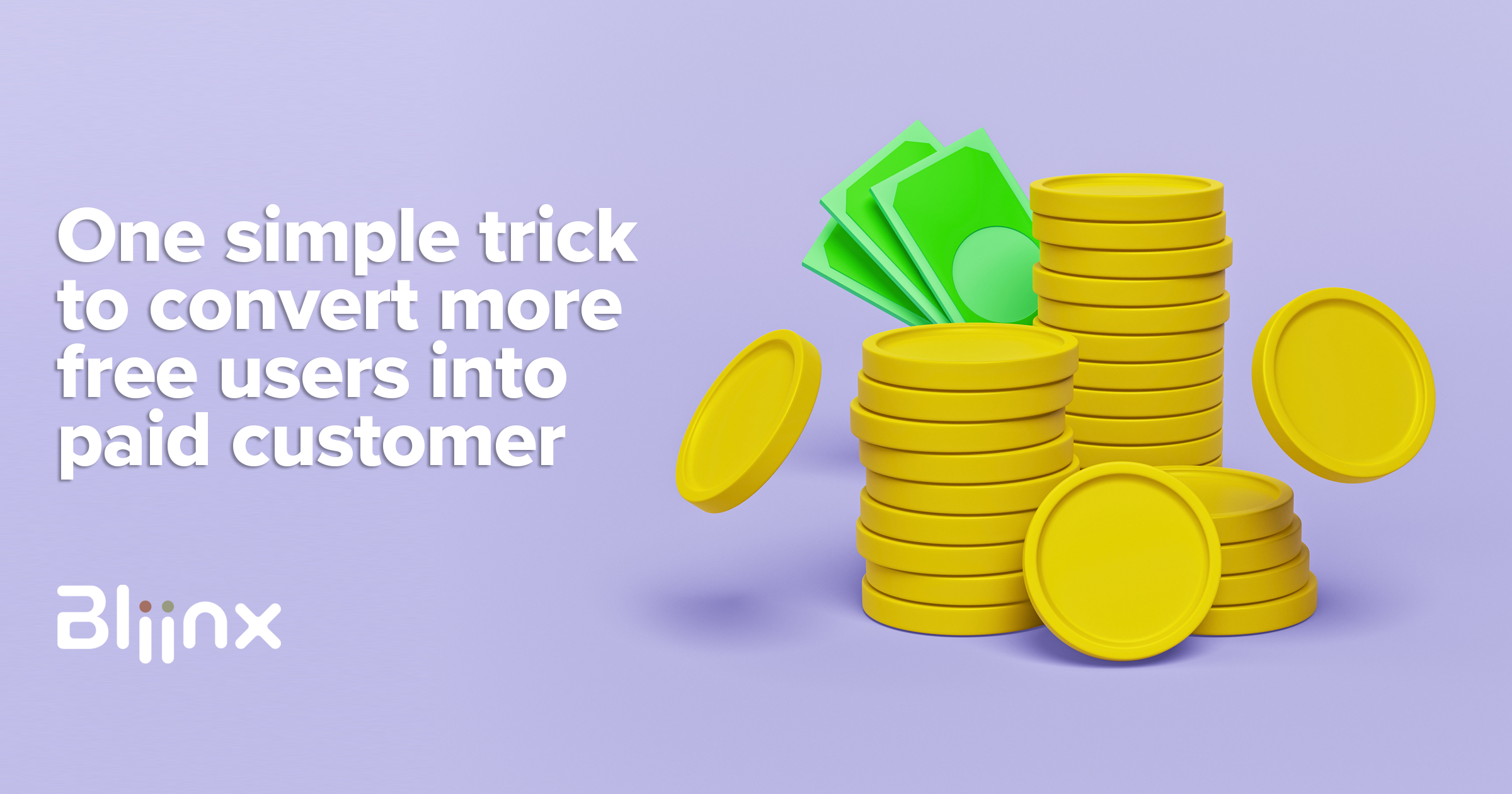 One trick to boost paid conversions