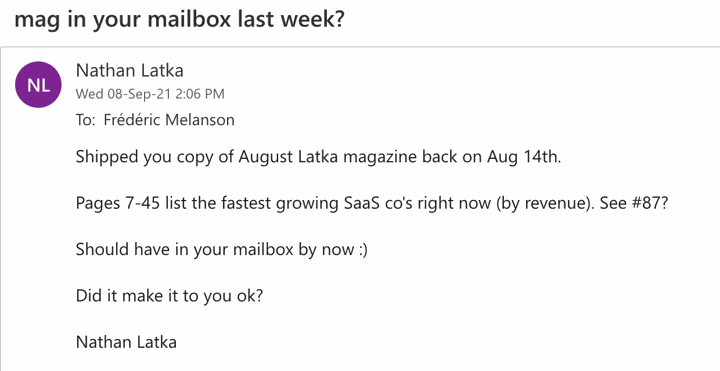 Nathan Latka email