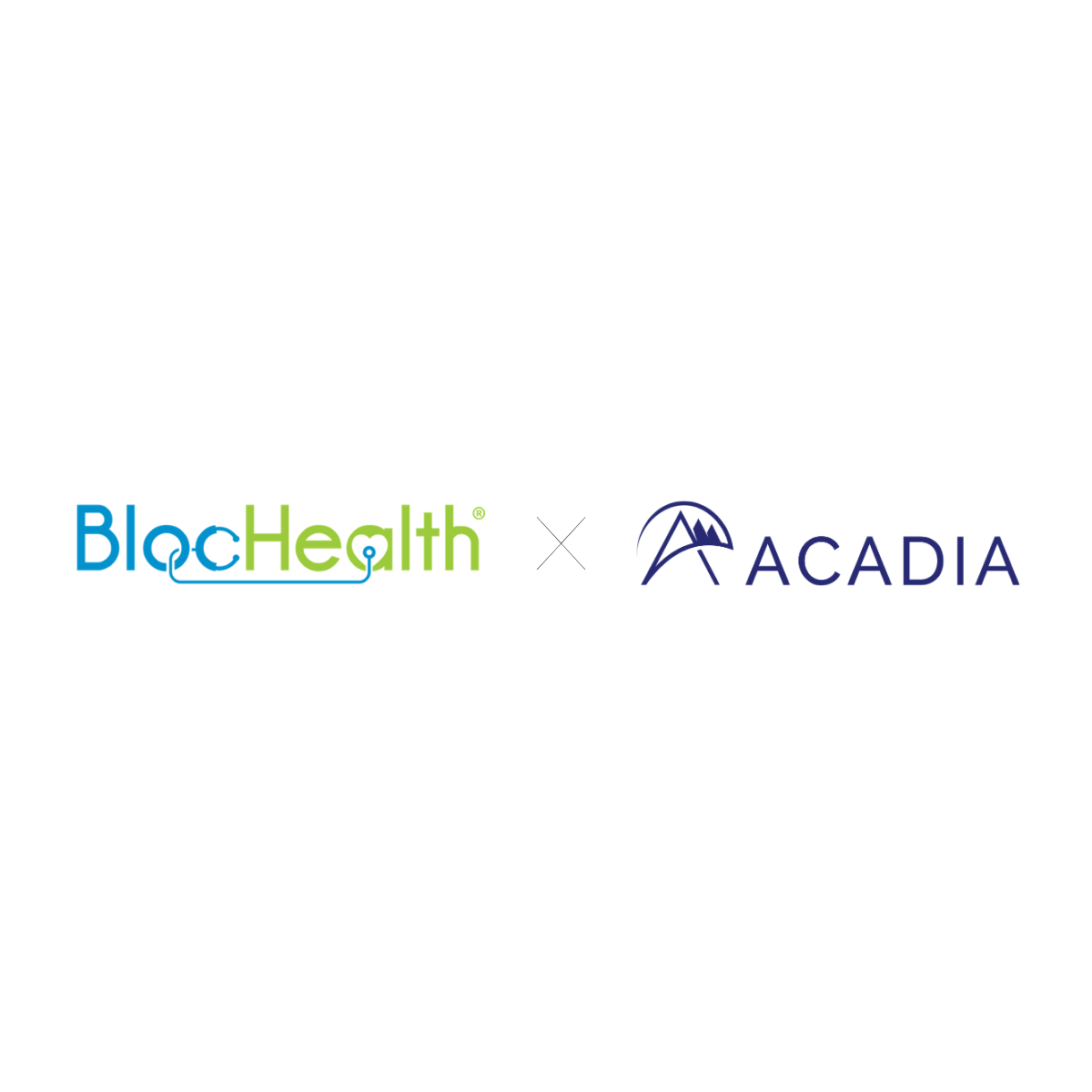 BlocHealth Partners With AcadiaProfessional