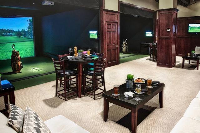 Brookfield Golf Simulator