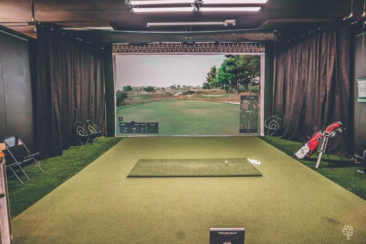 Dogwood Country Club Simulator